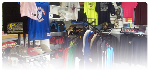 Extreme Designs Apparel Showroom!